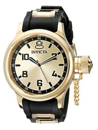 reloj invicta pulsera hombre