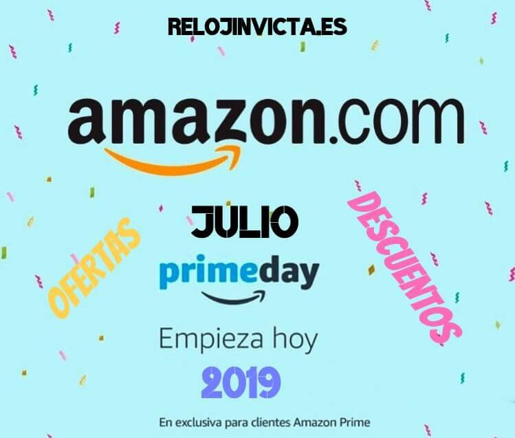 Prime Day reloj Invicta 2019