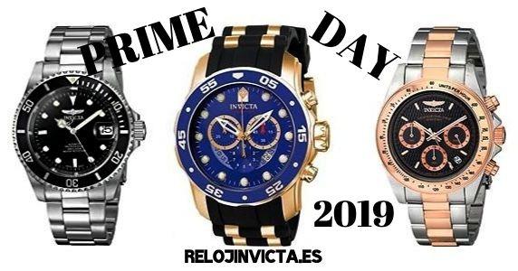 Reloj invicta Prime Day Ofertas